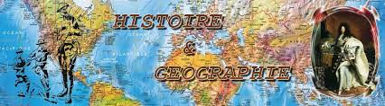 Géographie- Histoire