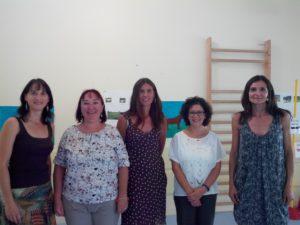 Equipe enseignante 2016-2017