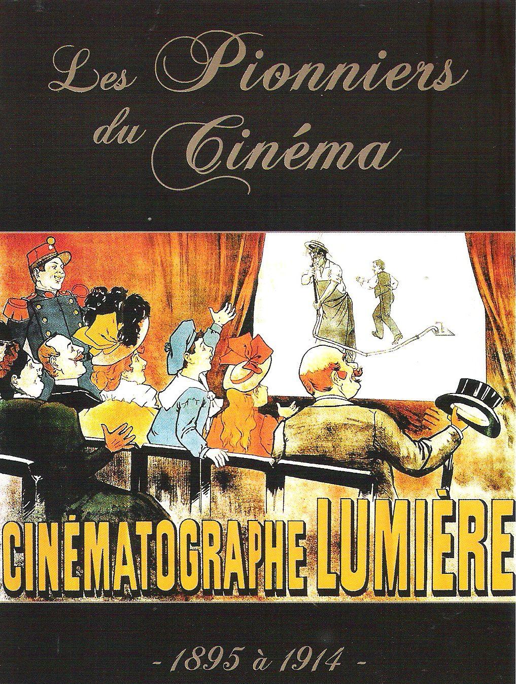 affiche pionniers cinema