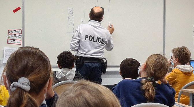 Prévention Routière : la Police vient nous expliquer !