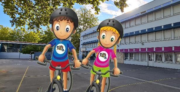 Allons-y à Vélo !