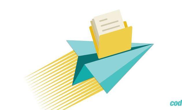 Envoyer des gros fichiers