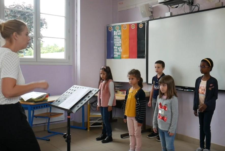 Écoles qui chantent 2019-020